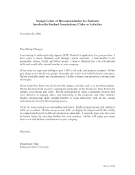 reference letter samples for a student from a teacher reference letter samples for a student from a teacher professional resume cover letter sample