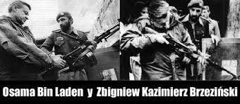 Risultati immagini per Zbigniew Brzezinski bin laden