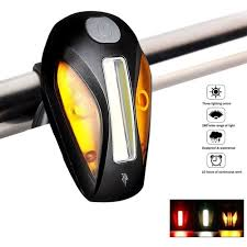 SSCycle Multicolor <b>USB Rechargeable</b> Tail Light With <b>5 Modes</b>, Rs ...