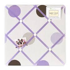 sweet jojo designs mod dots purple collection memo board baby sweet jojo designs mod dots purple collection memo board baby baby decor photo albums frames
