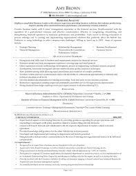 business systems analyst resume doc sample resume for business business analyst budget analyst resume sample