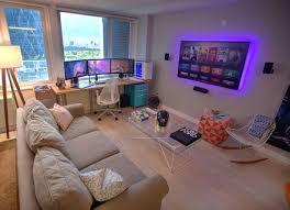Adding a <b>Game</b> Corner to a <b>Living Room</b>   <b>Game</b> room decor, Video ...