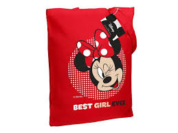 <b>Сумка Disney Минни</b> Маус Best Girl Ever Red 55508 50 - ElfaBrest