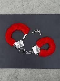 <b>Наручники</b> сувенирные с мехом №1 ЭВРИКА подарки и ...