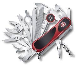 <b>Нож перочинный Victorinox EvoGrip</b> S54 2.5393.SC 85мм 31 ...