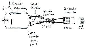 dc motor wiring diagram dc image wiring diagram 3 wire dc motor wiring diagram jodebal com on dc motor wiring diagram