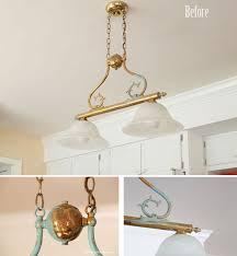 how to age a brass light fixture brass lighting fixtures