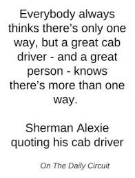 Sherman Alexie on Pinterest | Diaries, Indian and Ranger via Relatably.com