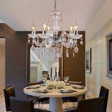 luxury vintage ceiling lamp 5 candle lights lighting acrylic chandelier pendant chandelier pendant lighting