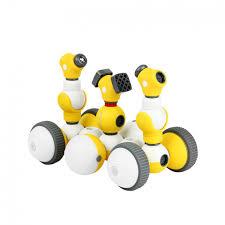 Купить Детский <b>конструктор</b>-<b>робот Mabot C</b> (Deluxe Kit) в Москве