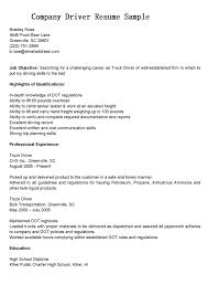 dump truck driver resume skills equations solver cover letter driving resume sles truck