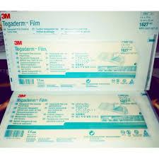3M Tegaderm Film 1627 (10cm x <b>25cm</b>) 1 BOX - <b>20PCS</b> | Shopee ...