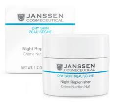 JANSSEN <b>Крем</b> питательный <b>регенерирующий ночной</b> / <b>Night</b> ...