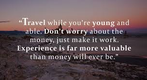 6 Inspirational Travel Quotes | Wander+Wish.com