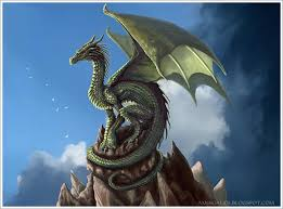 Image result for GREEN BABY DRAGON