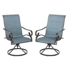 <b>Swivel</b> - Outdoor <b>Dining Chairs</b> - Patio Chairs - The Home Depot