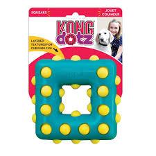 """<b>Kong игрушка</b> для собак """"Квадрат"""", <b>Dotz</b>"""