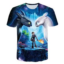 <b>2019 Pocket Toothless T shirt</b> Men Cute Tops How To Train Dragon ...