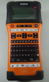 Обзор маркировочного <b>принтера Brother P-touch</b> PT-E550WVP