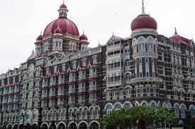letter from mumbai an afternoon in ldquo maximum city rdquo  across the street from the taj sits the gateway of a 90 foot basalt archway and promenade poised at the harbor s edge it was here that the mumbai