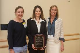 annual wisdm leadership conference recognizes women in science wisdm professional achievement award winner riki gottlieb d m d middle director of admissions