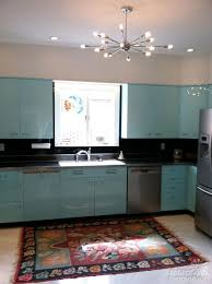 st charles kitchen cabinets: robert and carolines mid century home with st charles kitchen cabinets
