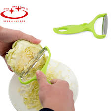 <b>1pc Stainless Steel</b> Cabbage Graters <b>Useful</b> Vegetable Peelers ...