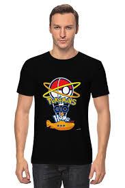 <b>Футболка классическая</b> Pokemons Go <b>Home</b> #1543474 от pov по ...