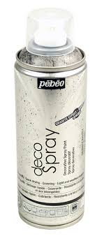 """PEBEO"" Краска с эффектом <b>камня</b> ""гранита"" decoSpray (аэрозоль)"