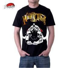SUOTF Buakaw knee <b>red</b> T shirt Fighting <b>MMA Muay Thai</b> Sparring ...