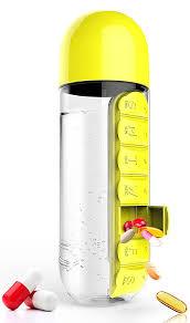 <b>Бутылка органайзер</b> Asobu In style (<b>0</b>,<b>6</b> литра) желтая купить в ...