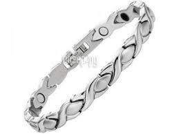 Купить <b>Магнитный браслет Luxor Women</b> s Secret Silver 4 в 1 ...