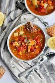 Yummiest Easy Homemade <b>Vegetable Soup</b> Recipe