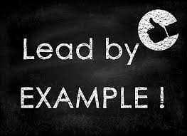 leadership styles how to lead by example the mudd partnership