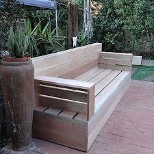 make your own wood patio furniture build your own wood furniture