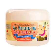 <b>Очищающий крем-пилинг для</b> лица Milky Piggy Real Whitening ...