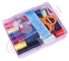 набор швейный pony дорожный 24 предмета
