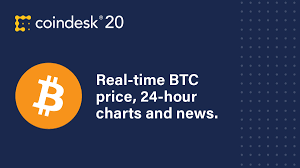 <b>Bitcoin</b> Price | (<b>BTC</b>) Price Index and Live Chart — CoinDesk 20