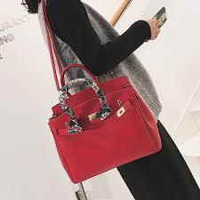 <b>Vintage Fashion Femele Big</b> Tote Bag 2018 New Quality PU Leather ...