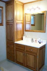 open bathroom vanity cabinet: lovely ideas bathroom vanity with storage narrow side  inch open bench cabinet linen center counter