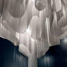 modern designer lighting. hanging chain pendant chandelier by modern designer lighting m
