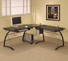 ikea glass office desk ikea corner desks for home amazing glass office table
