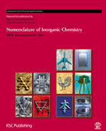 <b>Red Book</b> - IUPAC | International Union of Pure and Applied Chemistry