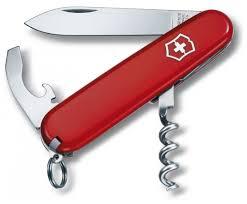 «<b>Нож перочинный Victorinox</b> Waiter (0.3303.B1) 84мм 9функций ...