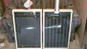 """<b>Solar Air Heater</b>! - The """"Screen Absorber"""" <b>Solar Air Heater</b>!"""