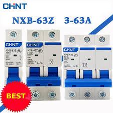 <b>CHINT</b> Electric Circuit Breaker 1P 6A/10A/16A/<b>20A</b>/32A/40A/63A ...