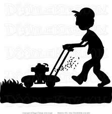 guy cutting grass clipart clipartfest lawn mower cutting grass clip