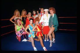 Obsessed With '<b>GLOW</b>'? Meet The Real Female Wrestlers Who ...