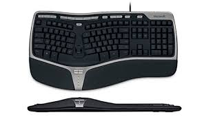 <b>Клавиатура</b>: <b>Natural Ergonomic Keyboard</b> 4000 | <b>Microsoft</b> ...