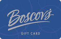 Boscov's Gift Card   Kroger Gift Cards